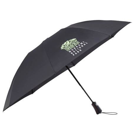 "46"" totes® AOC Folding Inbrella Inversion Umbrella"